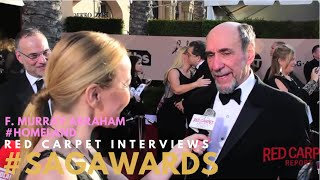 f murray abraham homeland on the 22nd annual screen actors guild awards red carpet sagawards