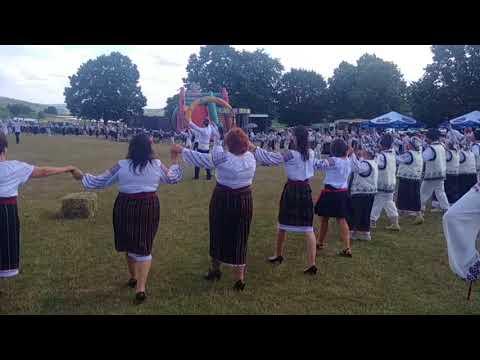 Hora Unirii festival Rosalia