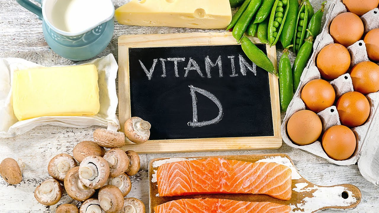 Top 10 Aliments Riches en Vitamine D - YouTube