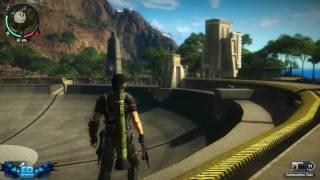 Just Cause 2 PC Gameplay Part 10  Military Radio Base Win 7 720p