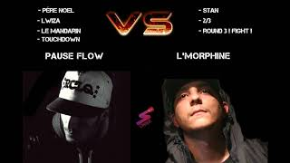 PAUSE VS L'MORPHINE ( THE BEEF )