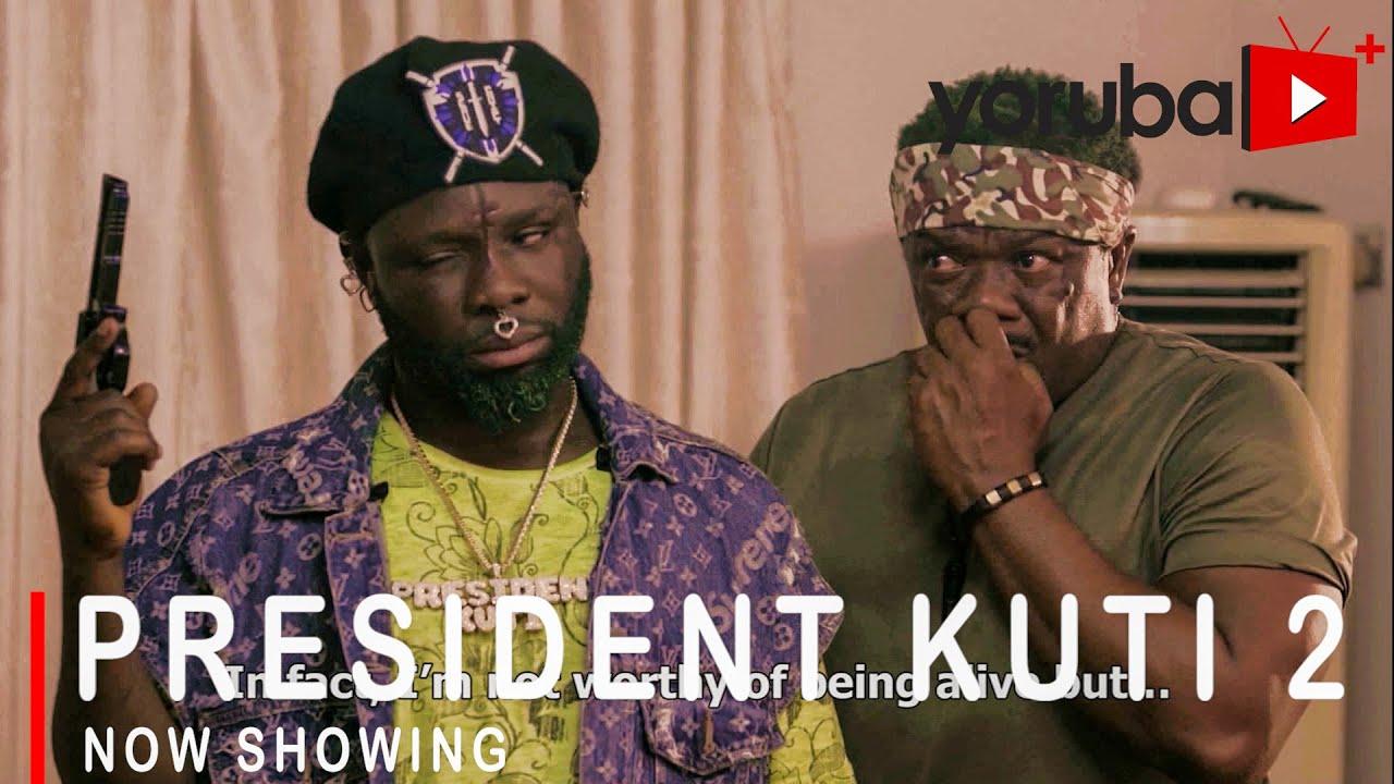 Download President Kuti 2 Latest Yoruba Movie 2021 Drama Starring Ibrahim Yekini|Wole Arole |Odunlade Adekola