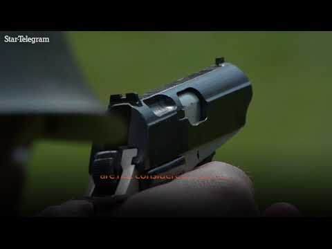 In 90 Seconds: Texas Gun Laws