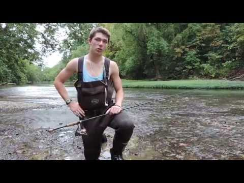 Part 1: How To Fish Creeks And Streams