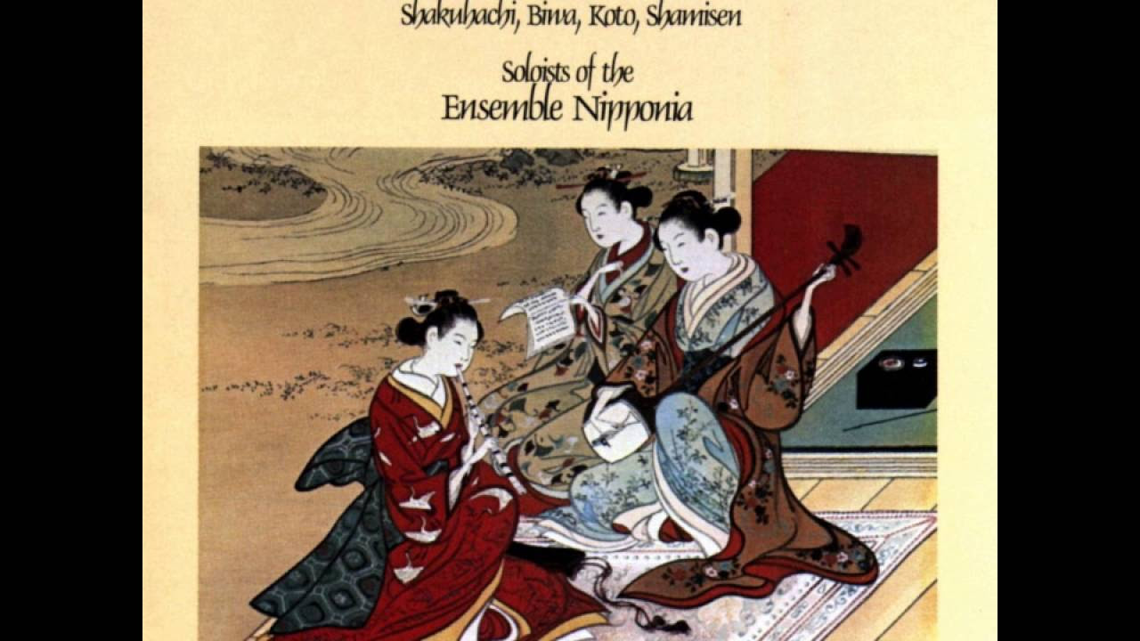 Soloists Of The Ensemble Nipponia – Japan Traditional Vocal & Instrumental Music Full Album