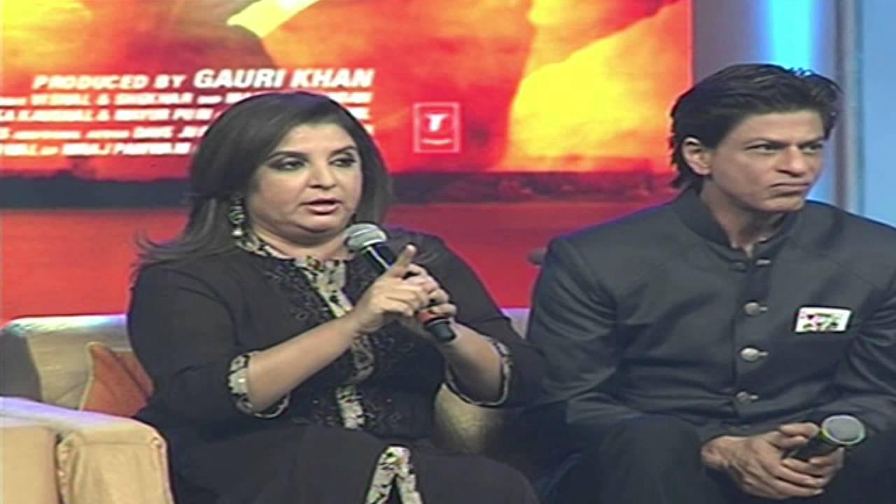 'Happy New Year' Movie' | Music Album Launch | Shah Rukh ...