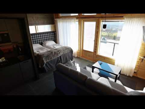 Star Arctic Hotel - Scenic View Suite with Sauna & Kitchenette