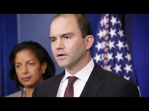 Ben Rhodes fires back at Trump wiretap claims