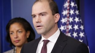 Ben Rhodes fires back at Trump wiretap claims