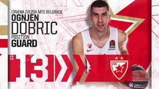 Ognjen Dobrić Pred Evroligaški Duel ASVEL - Crvena Zvezda | SPORT KLUB Košarka