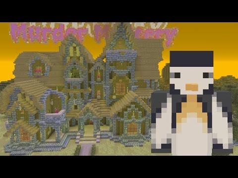 Minecraft Xbox - Murder Mystery - Haunted