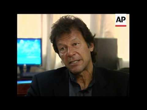 Imran Khan criticises security setup for Sri Lankan team