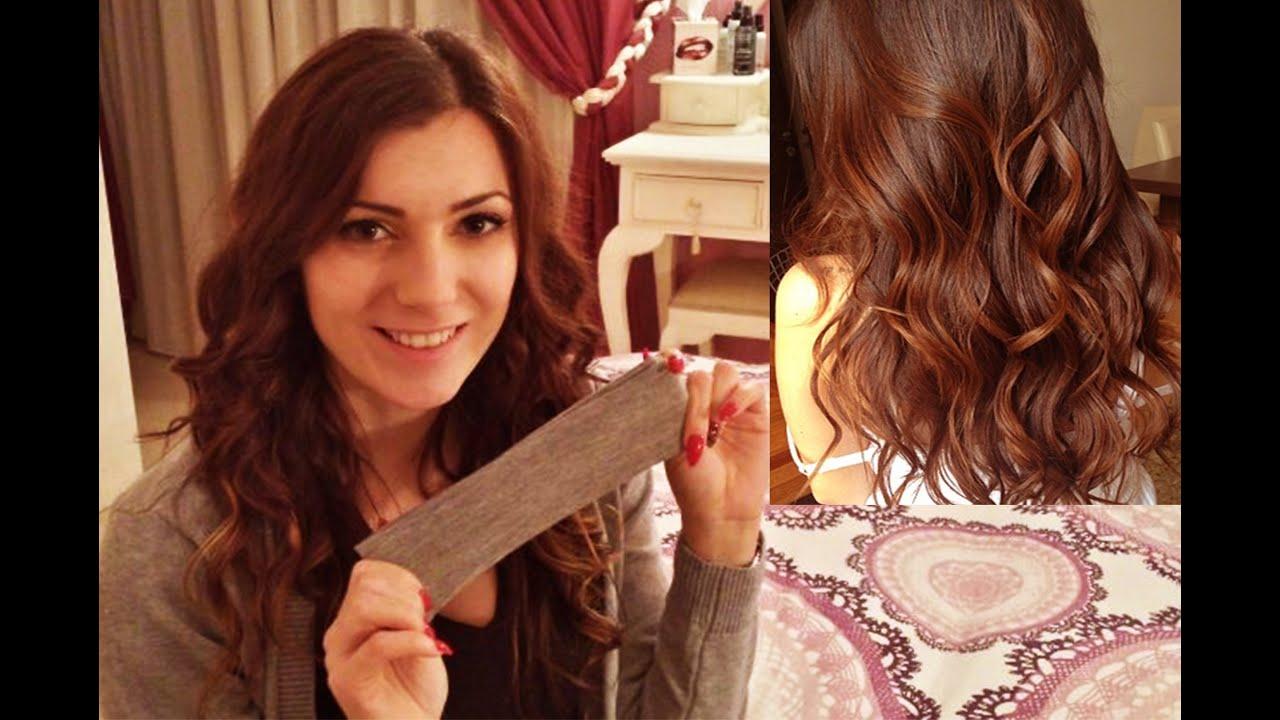 Trecce per far diventare i capelli mossi