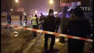 видео В ТЦ «Украина» очередное ЧП
