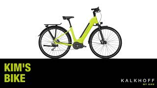 Kalkhoff ENDEAVOUR E-Bike | Your bike. Your decision.