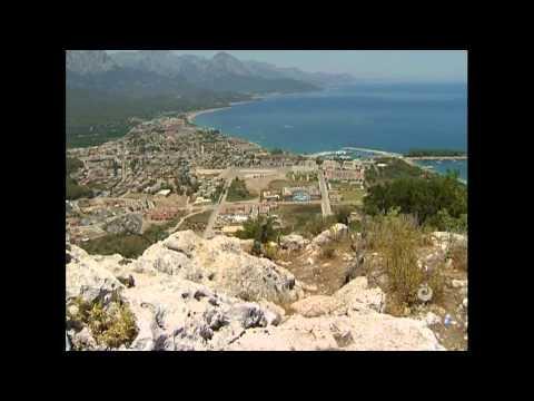 Turkey  - Gundogmus / Ibradi / Kas / Kemer  HD