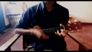 Song: Nichiyoubi yorino shisha by THE HIGH-LOWS (Cover) ウクレレ初...