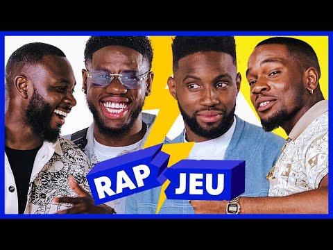 Youtube: Franglish & Abou Debeing vs Abou Tall & Tayc – Rap Jeu #32