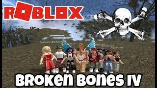 TRYING TO *LITERALLY* BREAK MY RECORD IN BROKEN BONES IV | Roblox