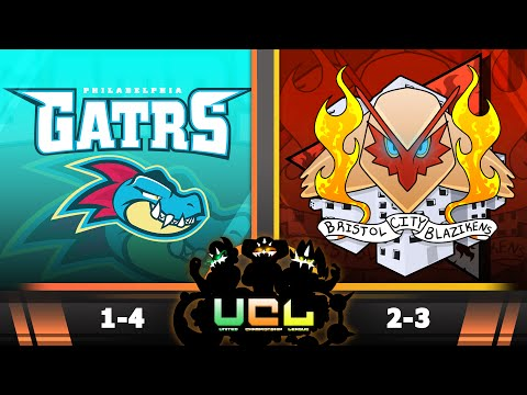 Pokemon ORAS Wifi Battle | Philadelphia Feraligatrs VS Bristol City Blaziken (Week 6 - UCL)