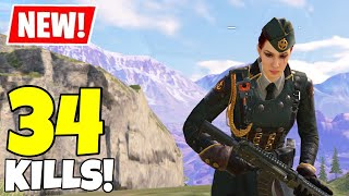 *NEW* EMMA VICTOROVA ARCHANGEL GAMEPLAY IN CALL OF DUTY MOBILE BATTLE ROYALE!