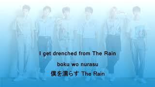 Gambar cover VIXX (빅스) - The Rain [ENG/JPN/ROM LYRICS]