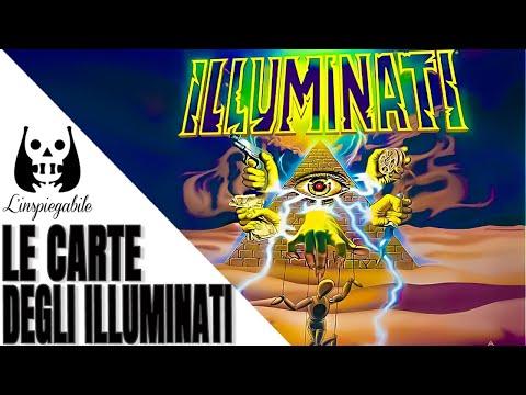 L'inquietante mistero delle carte degli Illuminati