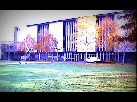 UVic (University of Victoria) Campus Video Tour 1989