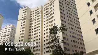 CHUNG CƯ GIÁ RẺ QUẬN BÌNH TÂN - MUA BÁN & CHO THUÊ CĂN HỘ TECCO TOWN 1-2-3 PN ĐÃ BÀN GIAO