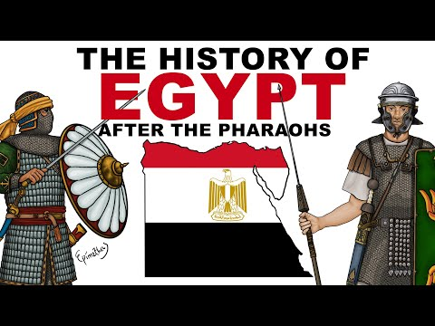 Egypt After the Pharaohs (Cleopatra to Mubarak)