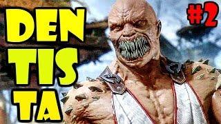 As Falas Mais Engraçadas de Mortal Kombat 11 #2