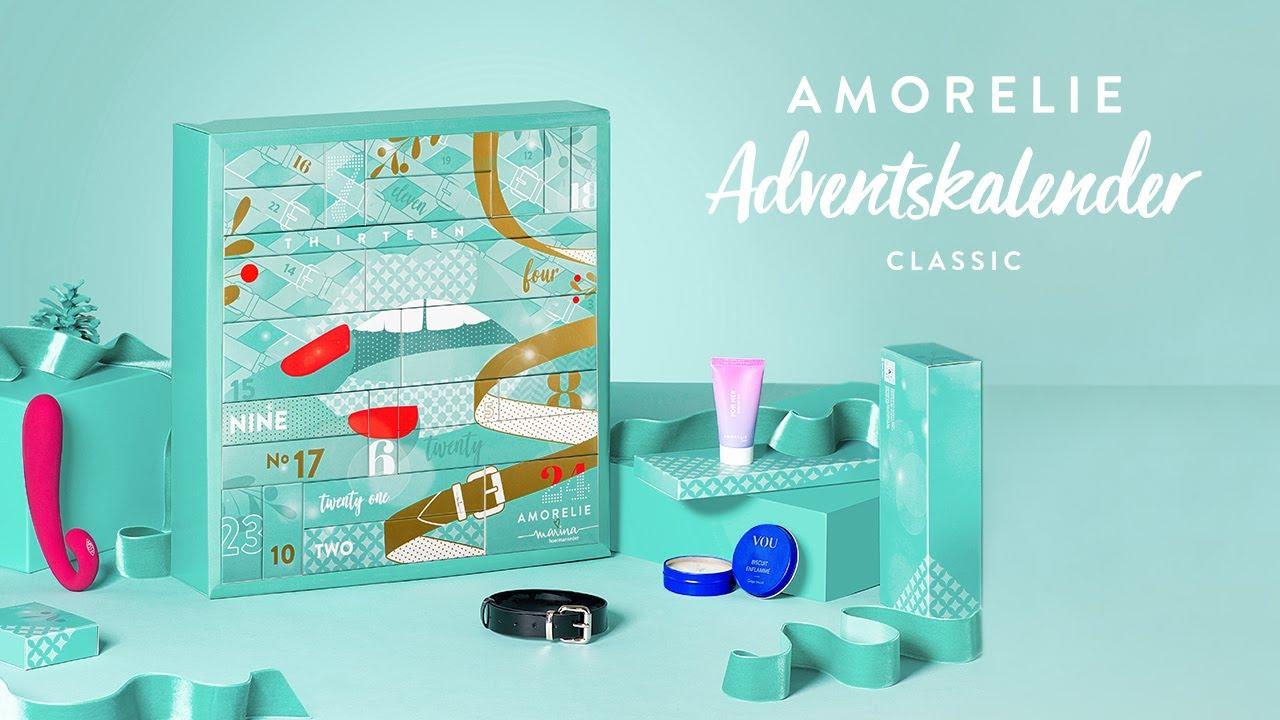 Amorelie kalender 2019 | Amorelie Classic Adventskalender