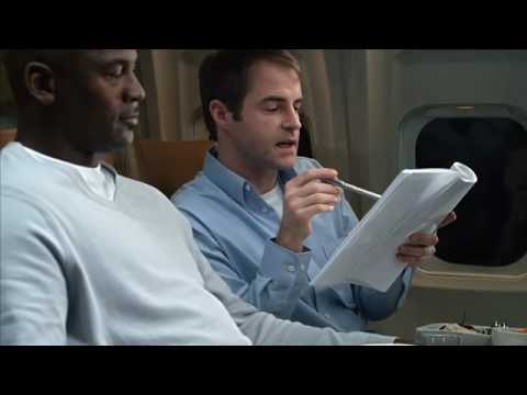 Rick shares his screenplay to Michael Jordan