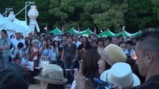 """18.05.13 """"คนไม่สำคัญ"""" (Thai Festival Osaka 2013) - Palaphol"""