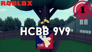 INSANE TRIPLE PLAY | HCBB (ROBLOX)