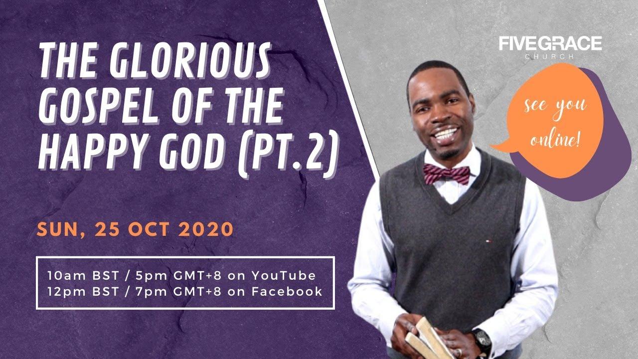 Sunday Online Service | 25 October 2020