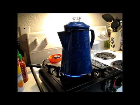 HOW TO MAKE COWBOY COFFEE