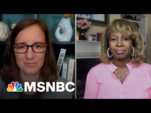 Advocates Says Challenging Voter Suppression Is 'The Fight Of Our lives'   The Last Word   MSNBC