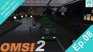 Omsi 2 | Episode n°8 : Ligne M5+ Mercedes citaro o530GL capacity!