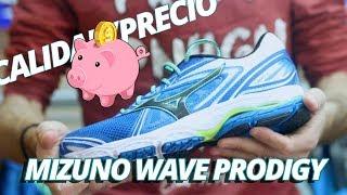 Mizuno Wave Prodigy: gran relación calidad/precio