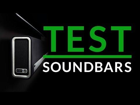tv soundbar test die besten tv soundbars im test 2016. Black Bedroom Furniture Sets. Home Design Ideas