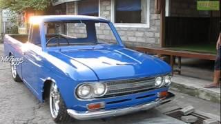 Datsun 520 Pickup Restoration