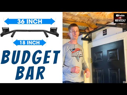 best-budget-pull-up-bar-|-yes4all-doorway-pull-up-bar-review|-dad's-home-gym