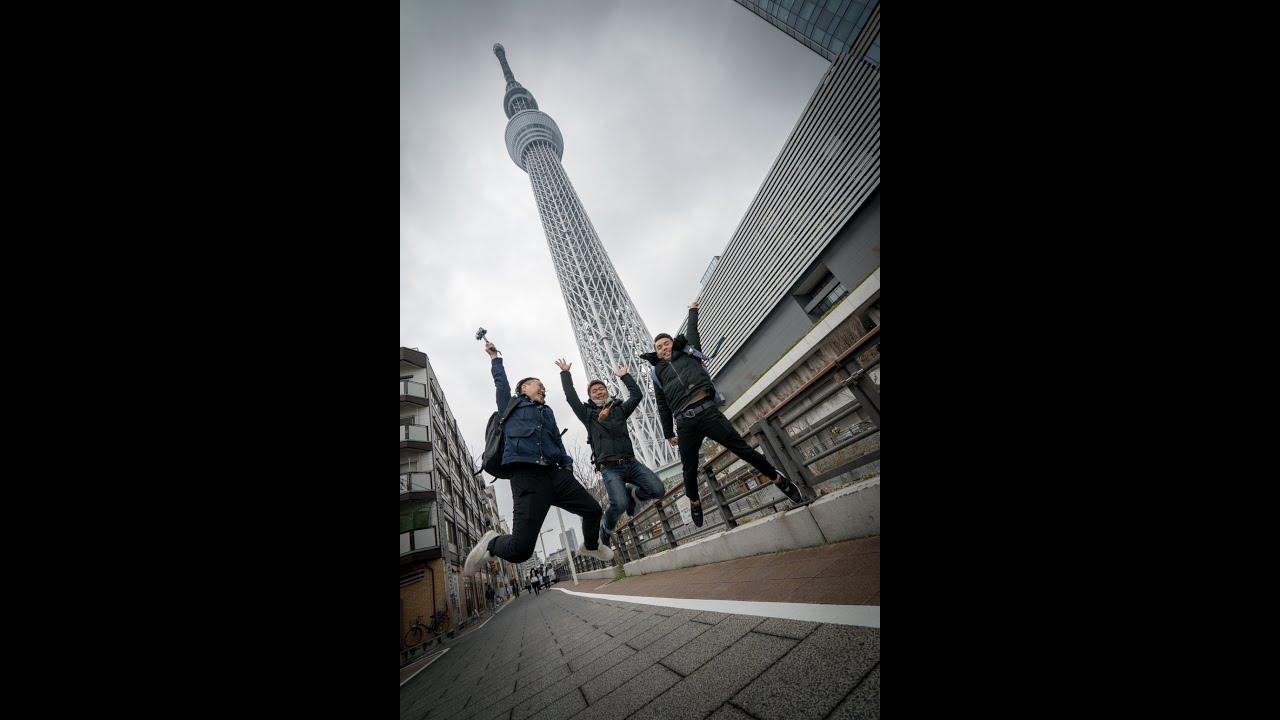 三個小生去旅行 - YouTube