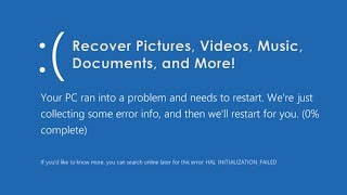 Recover Data When Windows (unencrypted) Won't Boot: Software Sunday EP 18