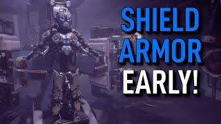 How To Get Shield-Weaver Early - Horizon Zero Dawn