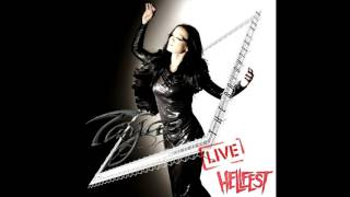 Tarja - Tutankhamen/Ever Dream/The Riddler/Slaying The Dreamer (Hellfest Open Air, 2016) [Live]
