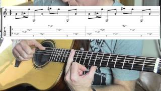 How to play Small Things by Ben Howard - Bantham Legend tutorial
