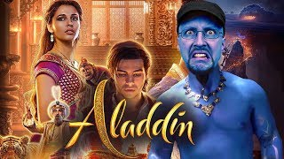 Aladdin 2019 - Nostalgia Critic
