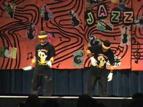 Imani Dance Program (Apalachee Elementary School 2009-10)